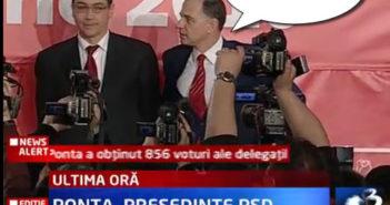 geoana si ponta congres PSD
